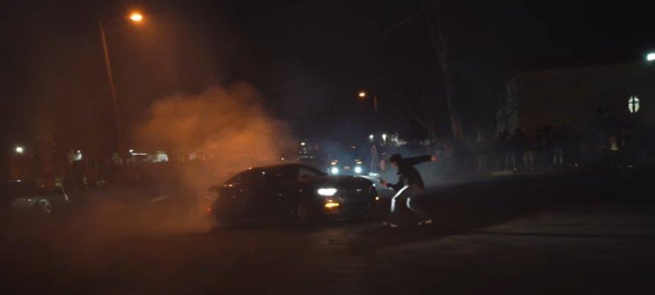 Mustang GT in LA