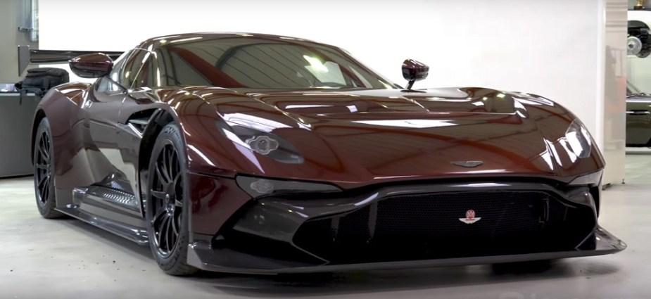 6speedonline.com Aston Martin Vulcan road legal street car version