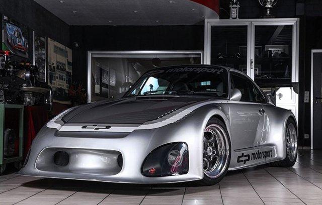 Porsche 935 DPIII Front 3/4