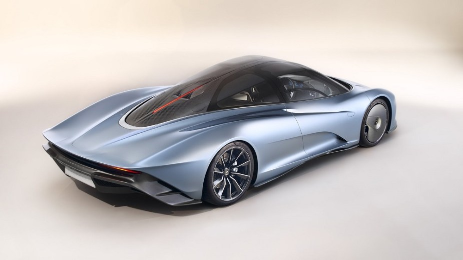 McLaren Speedtail Announcement Reveal News 6SpeedOnline.com