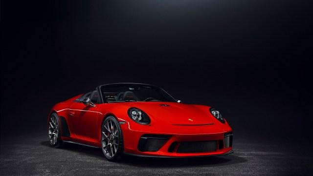 Porsche 911 Speedster 991.2 2019 6SpeedOnline.com