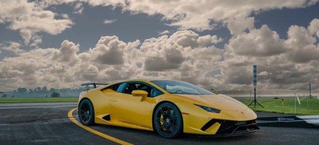 Underground Racing Twin Turbo Lamborghini Huracan Low Front