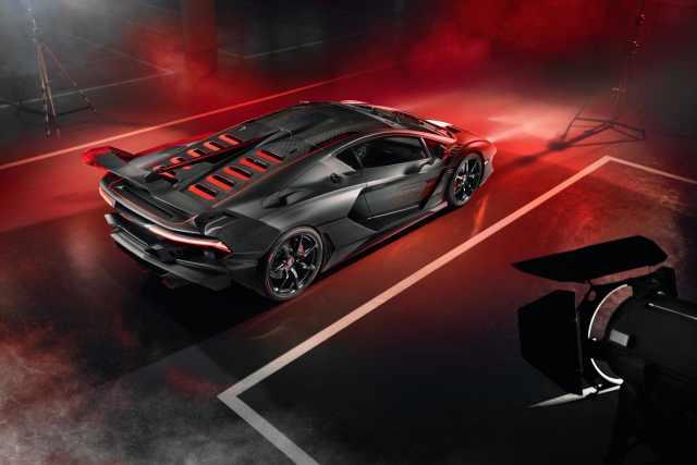 Lamborghini Squadra Corse SC18 Alston Road-legal Racecar 6SpeedOnline.com