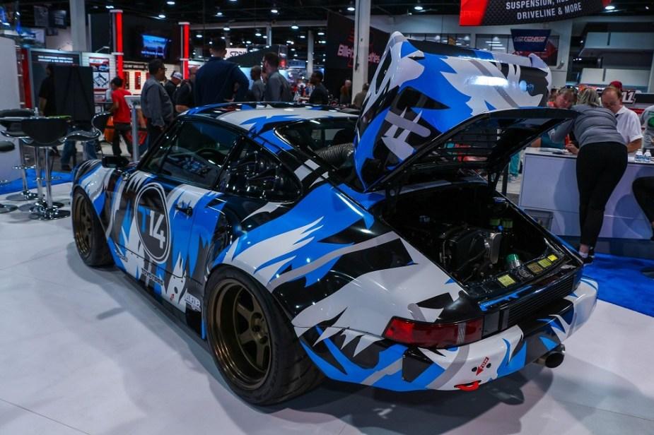 SEMA Porsche 911