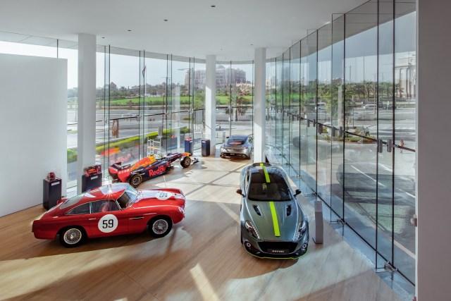 Aston Martin Lagonda Abu Dhabi News 6SpeedOnline.com