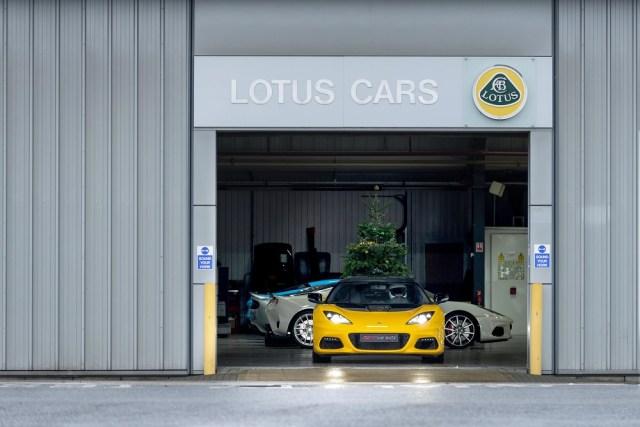 Lotus Evora GR410 Driftmas