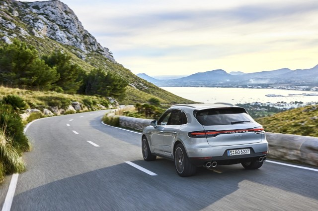 2019 Porsche Macan S New Turbo V6 Engine