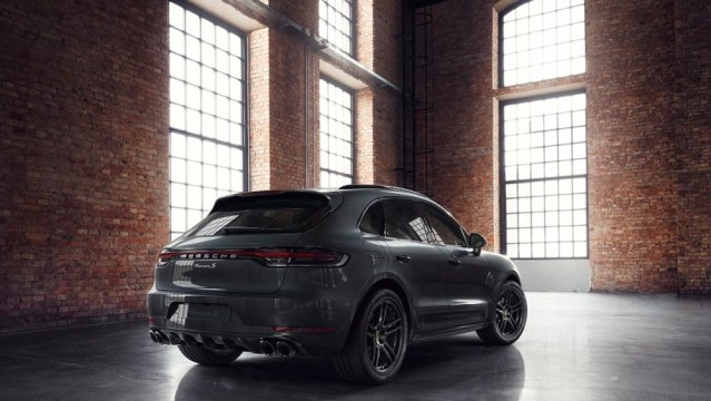 Porsche Exclusive Manufaktur Macan
