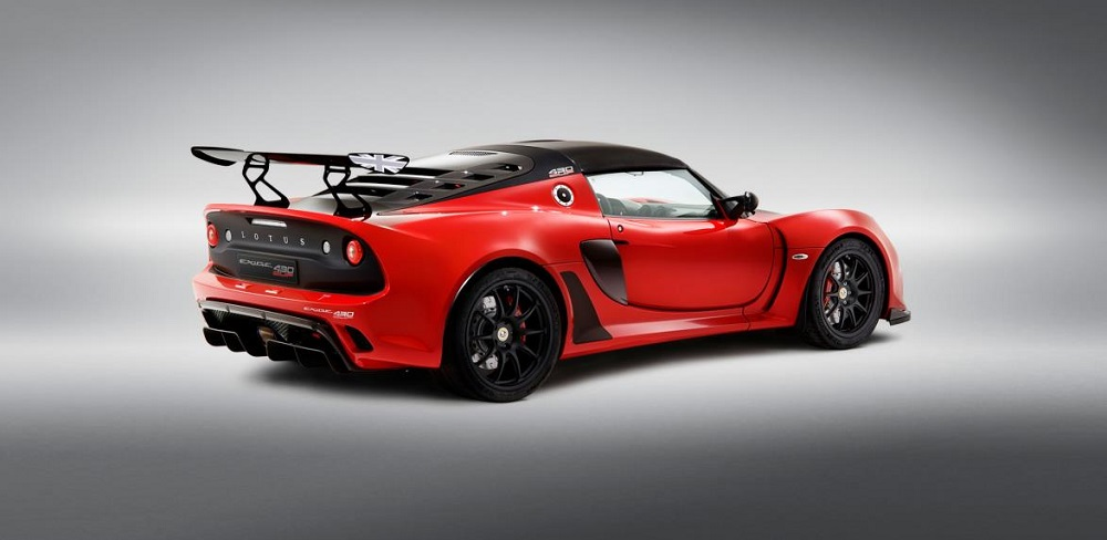 Lotus Sales Up 2018