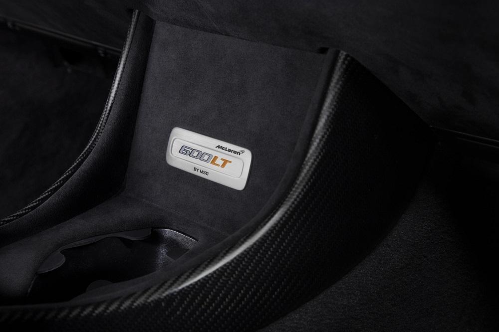 McLaren 600LT Spider MSO 2019 Geneva Motor Show