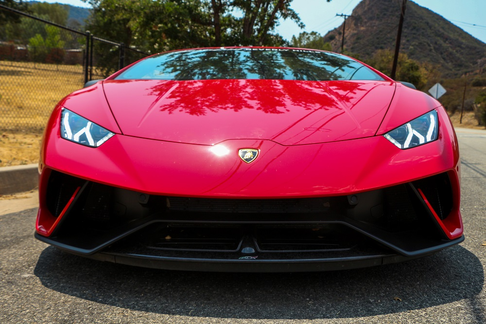 Jake Stumph Lamborghini Huracan Performante Spyder Review