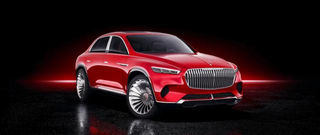 Vision Mercedes-Maybach Ultimate Luxury 2