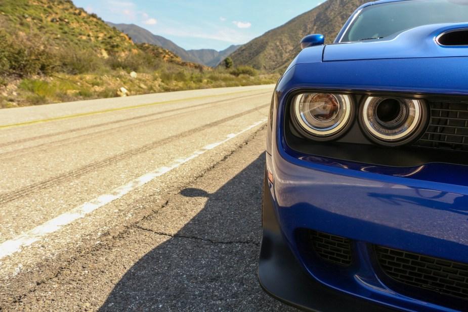 Dodge Challenger SRT Hellcat Redeye Widebody Drive Review Jake Stumph