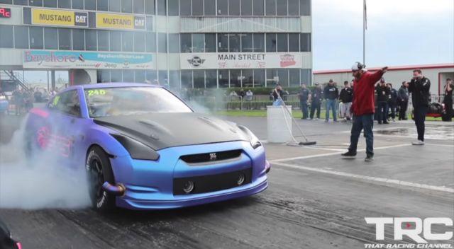 ETS-G Nissan GT-R