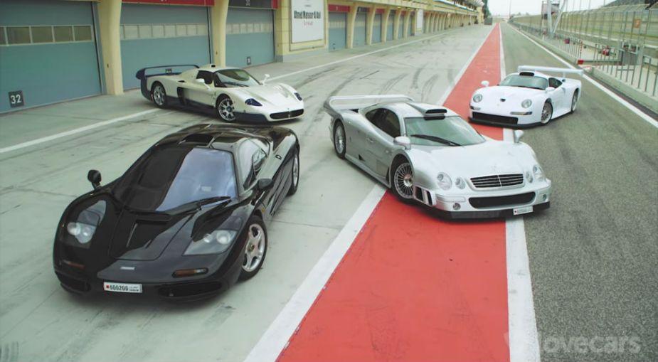 Exotic Classics in Bahrain