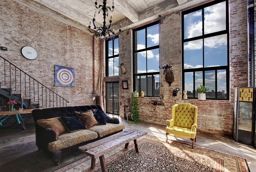The Ultimate Williamsburg Loft Is On The Market For 7500