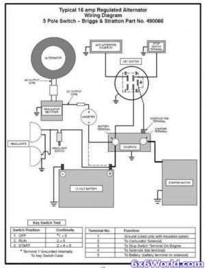 Wiring Diagram  Amphibious ATV Pictures