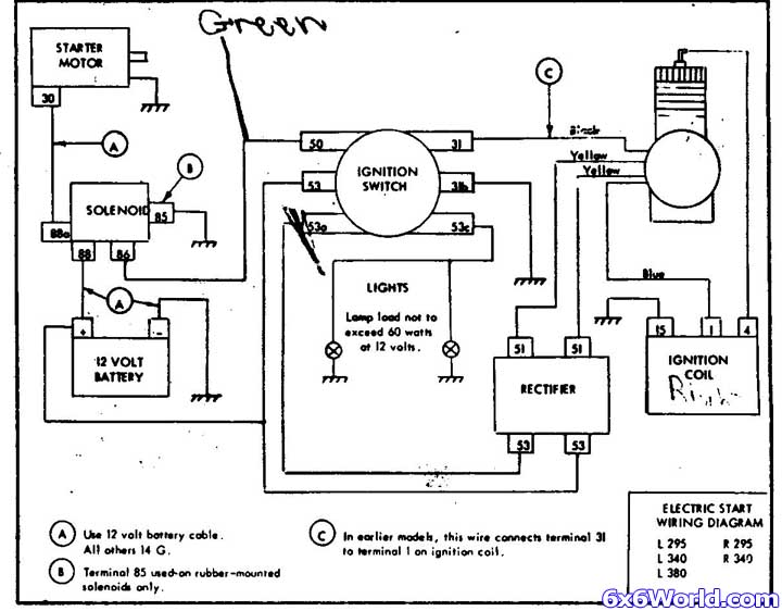 Mudd Ox Atv  Auto Electrical Wiring Diagram