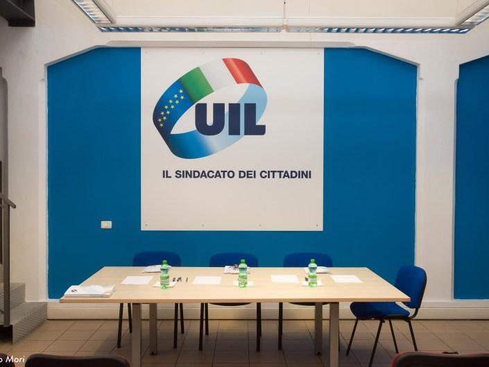 UIL . presentazione sportello malattie professionali