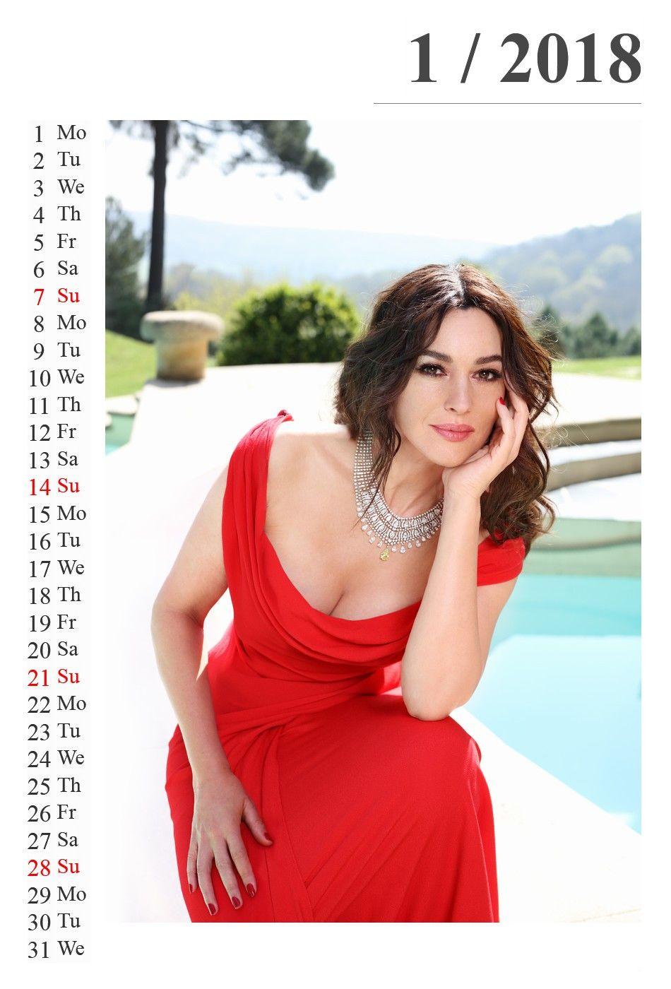 emily ratajkowski kalender 2016