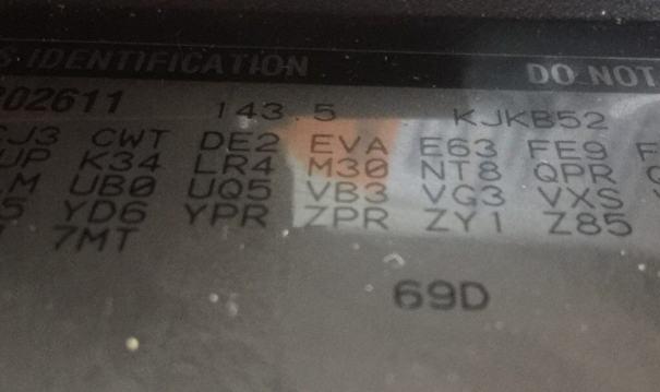 2004 Trailblazer Transmission