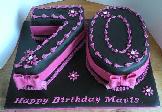 70th Birthday Cakes Creative 70th Birthday Cakes They Ll