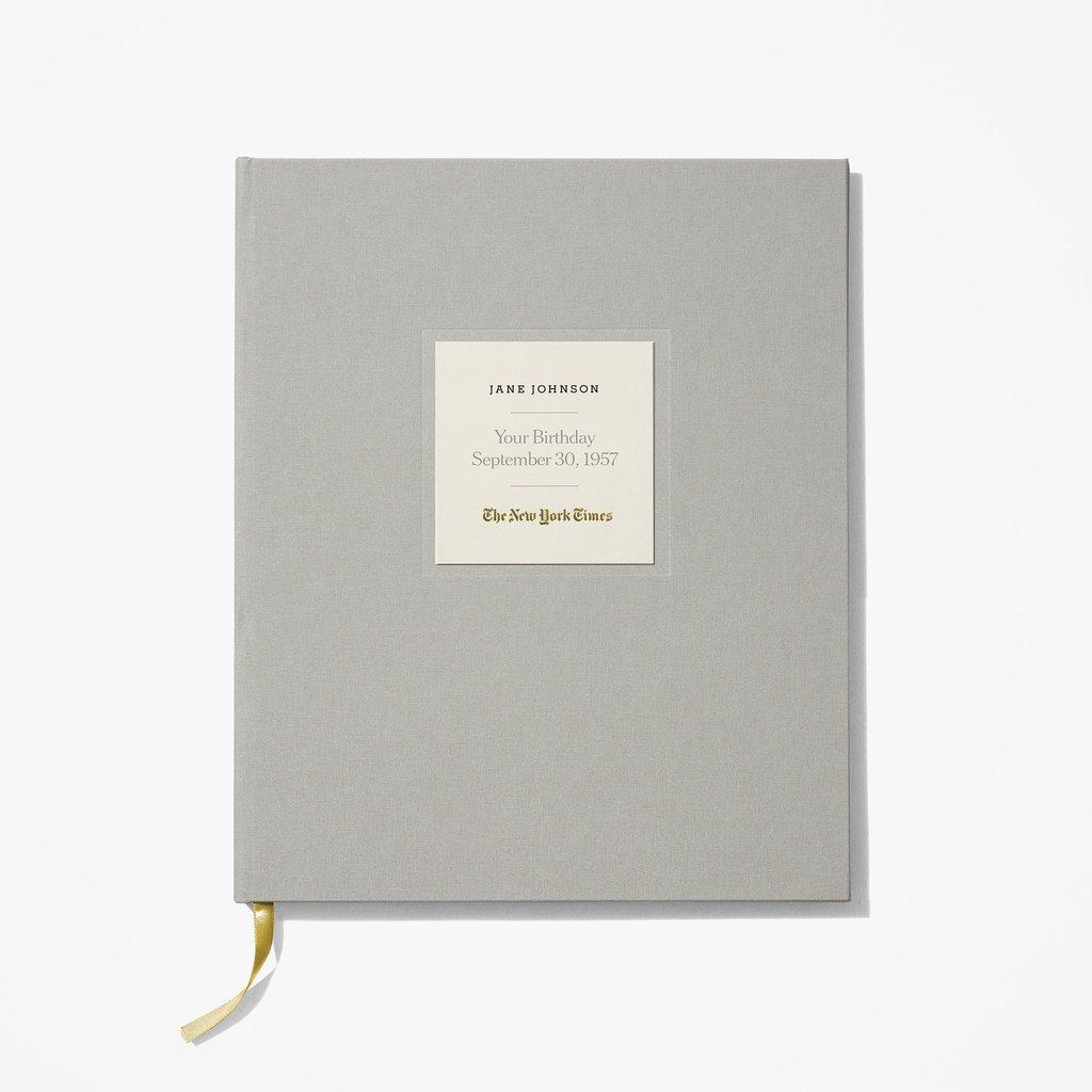 NYT Ultimate Birthday Book