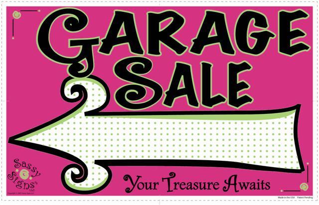 Have A Fabulous Garage Sale!