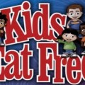 15 Places Kids Can Eat FREE