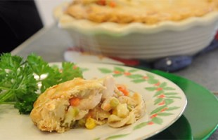 So Good Chicken Pot Pie…..$10 or Less Meal