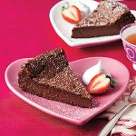 Mocha Truffle Cake….Easy & Fairly Inexpensive Valentine Dessert