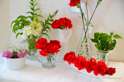 Cheap Or Free Flower Containers
