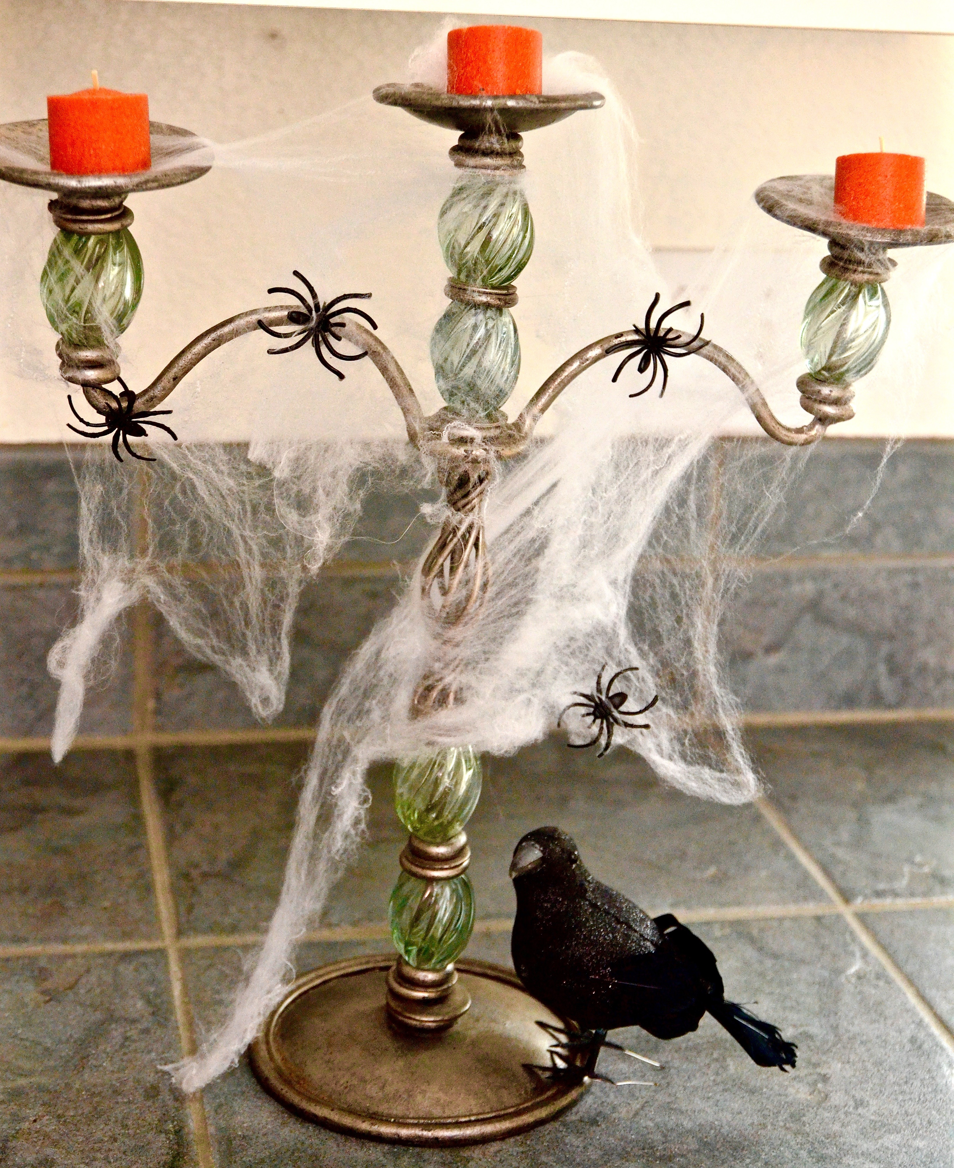Spooky Halloween Décor...Easy & Cheap DIY Projects