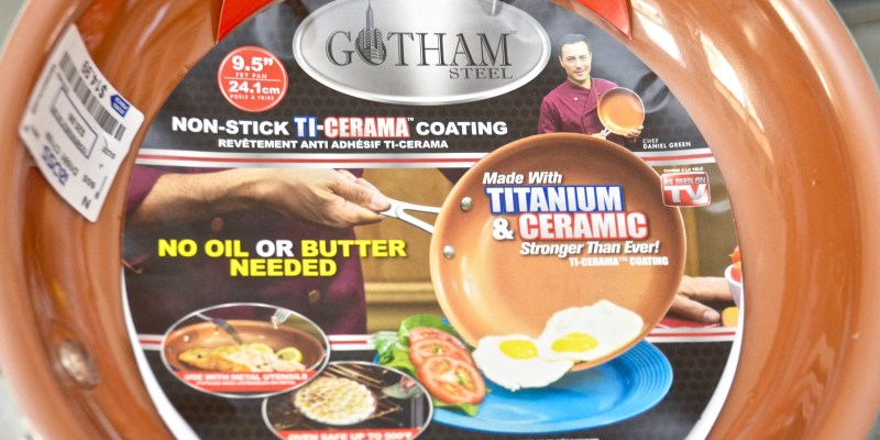 As Seen On TV – The Gotham Steel Pan…Did It Really Work?