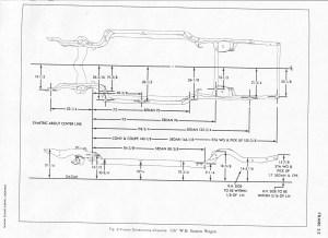 1970 chevelle frame measurements  Chevelle Tech