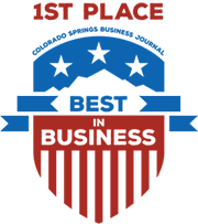 Voted Best in Business for Colorado Springs