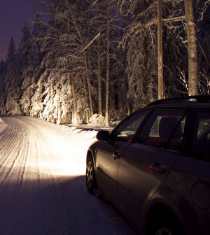 Winter Weather Safe Driving Tips