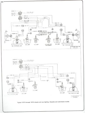 Complete 7387 Wiring Diagrams