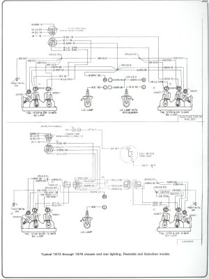 Complete 7387 Wiring Diagrams