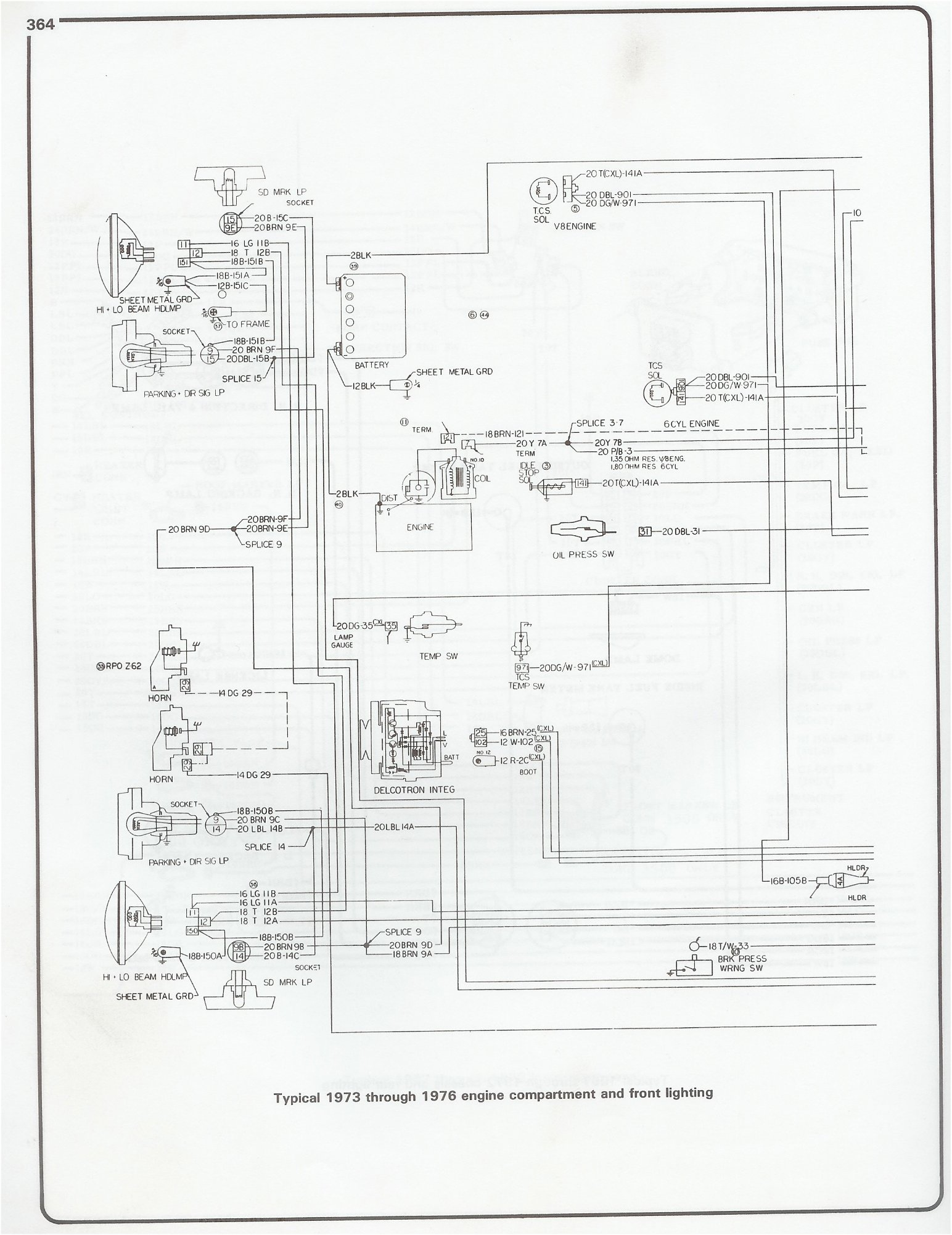 Chevrolet K 5 Engine Diagram