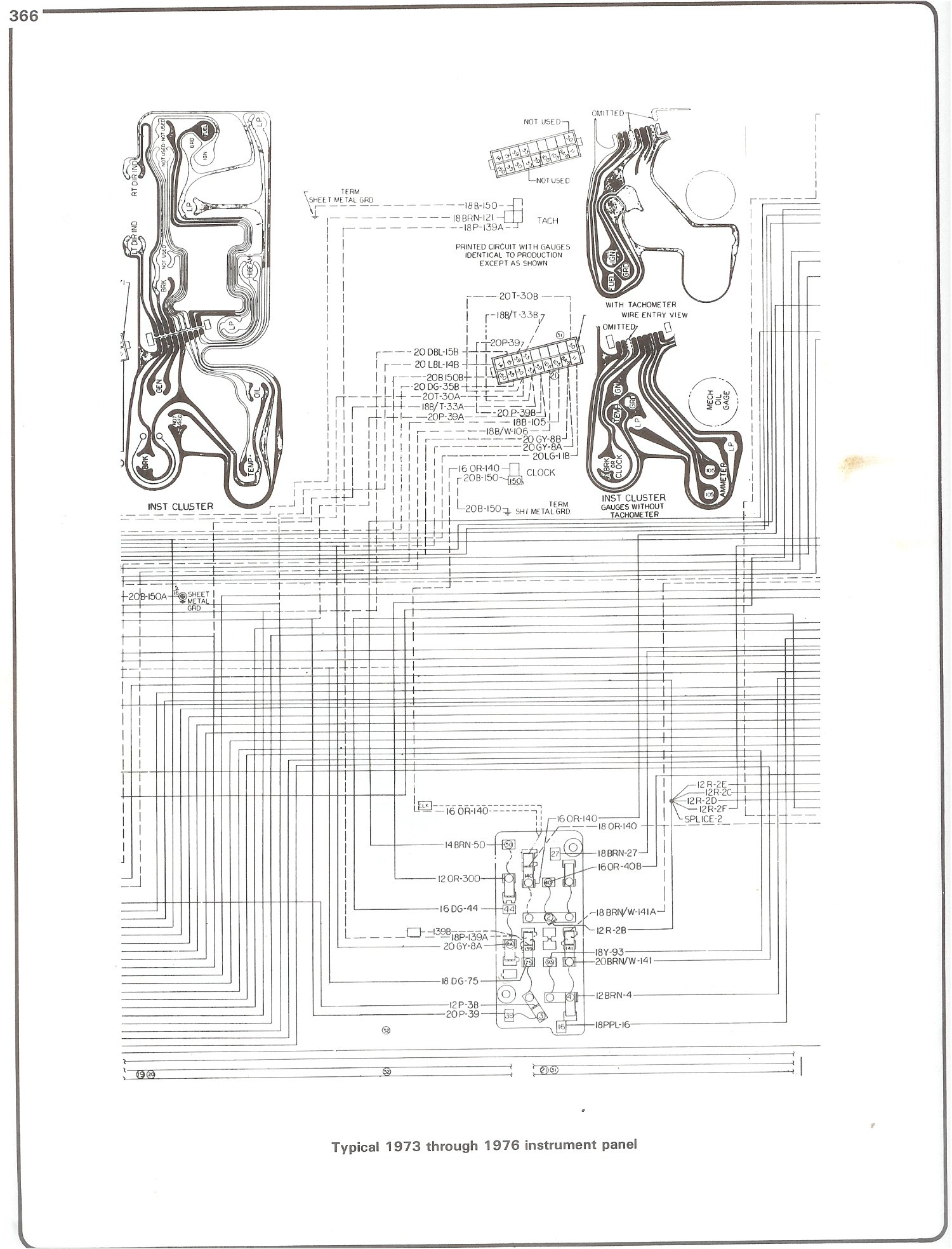 Chevy Truck Wiring Diagram Model C