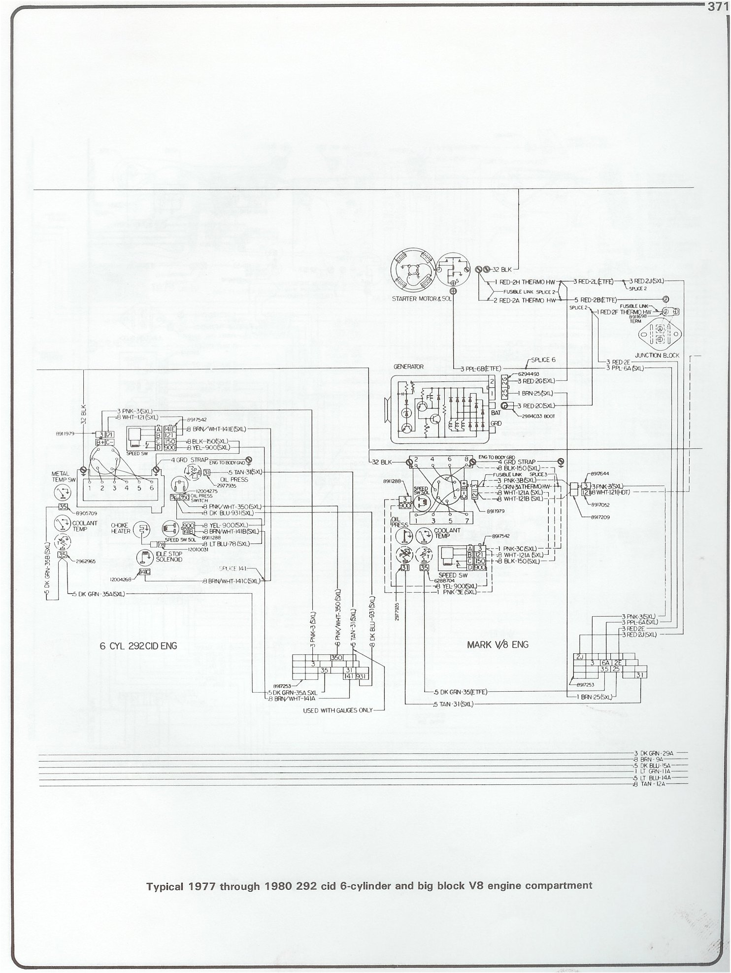 Complete 73 87 Wiring Diagrams