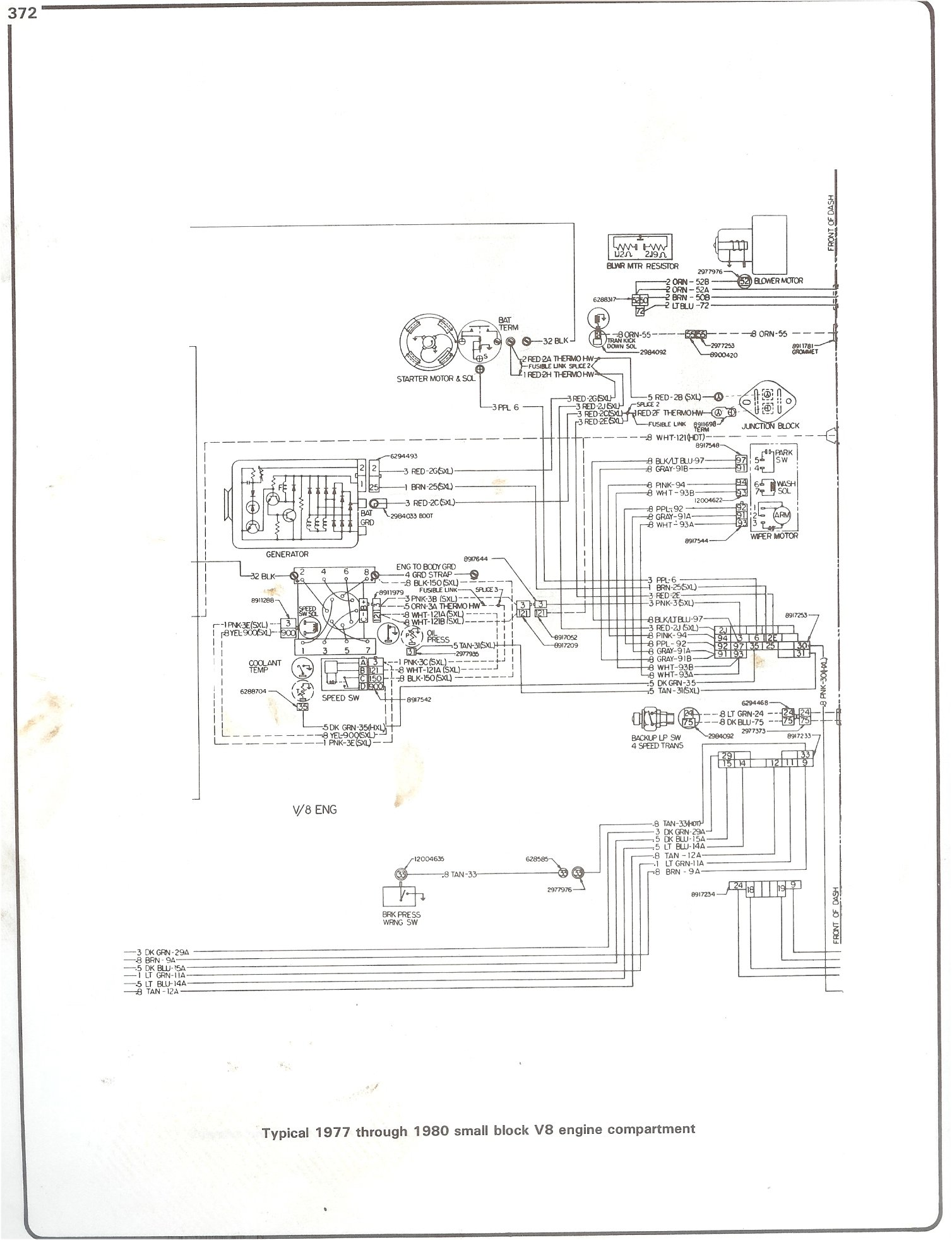 Wiring Diagram 350 Chevy K10