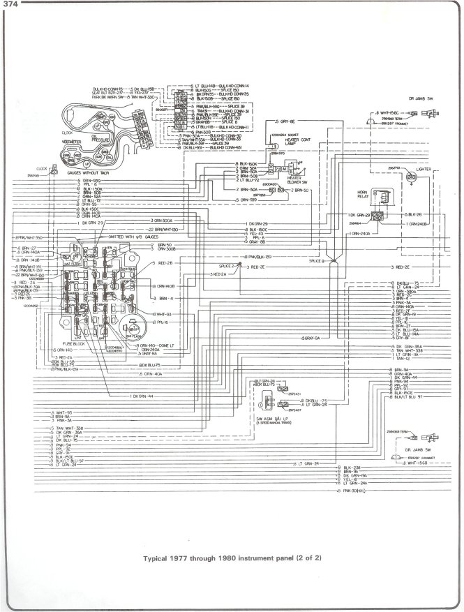 chevy pickup wiring diagram wiring diagram plete 73 87 wiring diagrams