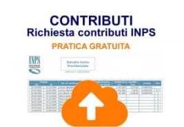 contributi inps calcolo pensione online