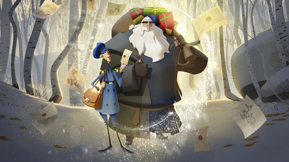 'Klaus', mejor película de animación de los Bafta
