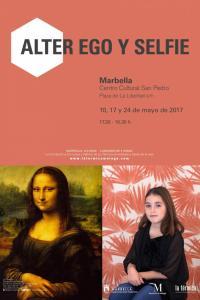 El Ayuntamiento de Marbella y La Térmica organizan el Taller 'Alter ego y selfie' esta semana en el Centro Cultural San Pedro