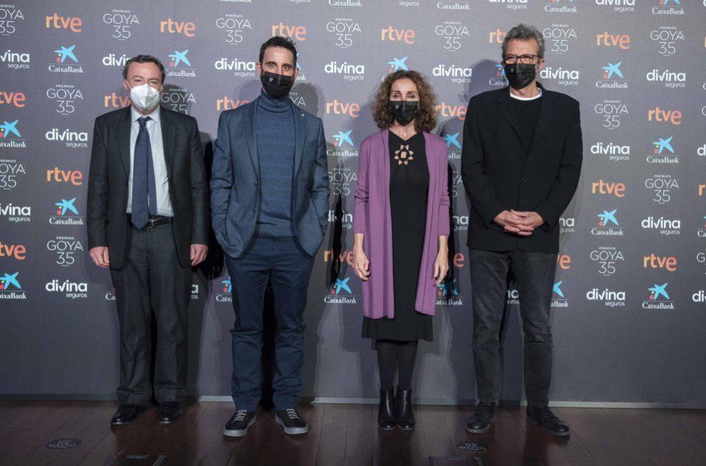 Los nominados de los Goya 2021