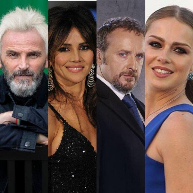 La película «La fortaleza» en rodaje en Extremadura con Fernando Tejero, Fernando Cayo, Goya Toledo y Carla Nieto