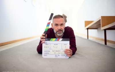 Estamos en un momento excelente para la creación audiovisual: Alejandro Lobo, director y productor